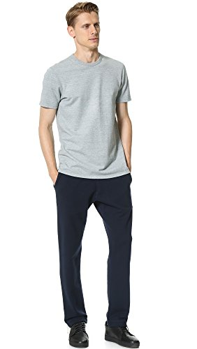 Reigning Champ Men's Mid Weight Terry Sweatpants, Navy, X-Large by Reigning Champ (Image #4)