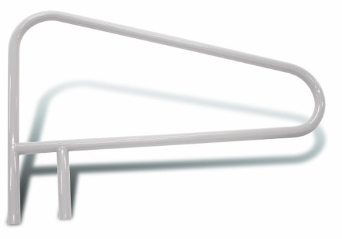 S.R.Smith DMS-103A-VW Sealed Steel Rail for Pool Stairs, ...