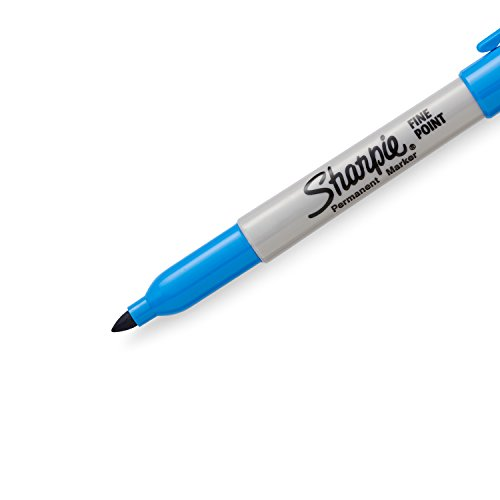 Sharpie Color Burst Permanent Markers, Fine Point, Assorted Colors, 24 Count by Sharpie (Image #27)