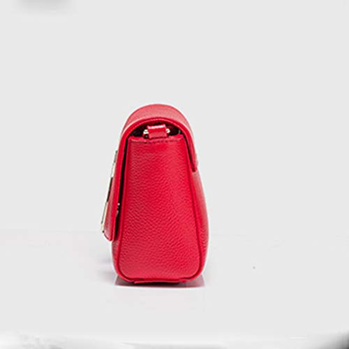 Semplice Strato Red Mini Ploekgda Di Red Borsa A Primo Donna color Per Tracolla qdfdtPwCn