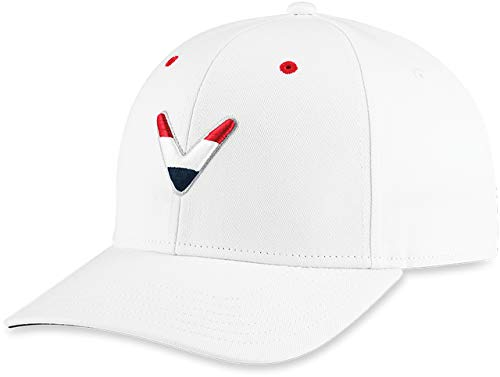 Callaway Golf 2018 USA Ryder Cup High Crown Performance Hat Chevron - Cap Golf Callaway