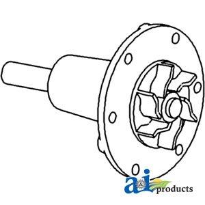 A&I - Pump, Water (W/ CONTINENTAL GAS ENGINE). PART NO: A-835707M92
