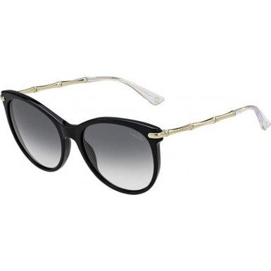 5718f61fb7551 Gucci Women s GG 3771 S Black Gold Gray Gradient - Buy Online in Oman.