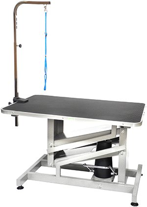 Z – Lift Hydraulic Grooming Table