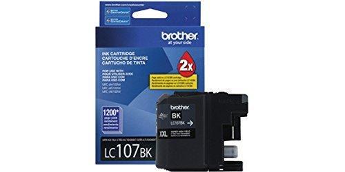 Brother LC107BKS Black Cartridge Super