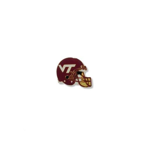 (NCAA Virginia Tech Hokies Helmet)