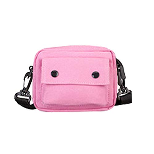 TANGSen Fashion Children's Bag Wild Shoulder Solid Leisure Messenger Bag Coin Purse Casual Pack For Child