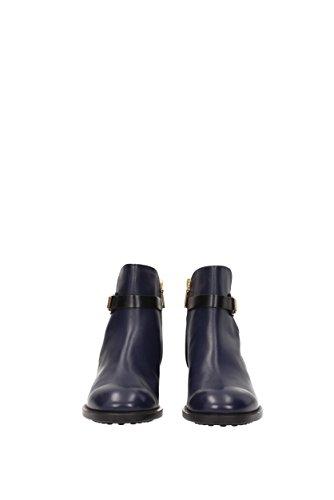 Tod's Women's Boots * Blue JA98Pad