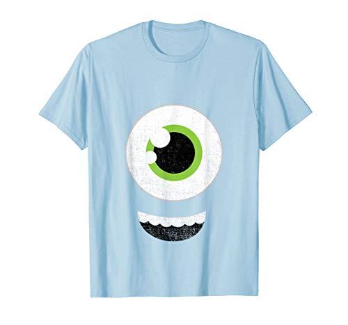One Eyed Monster Emojis Shirt Halloween Easy Costume Face -