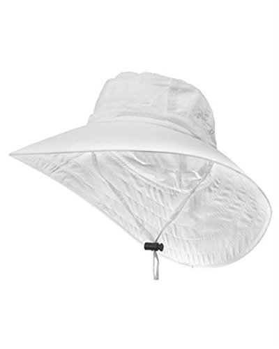 Sun Protection Zone Kids Unisex Lightweight Adjustable Outdoor Booney Hat (100 SPF, UPF 50+) - (Upf 50 Booney Hat)