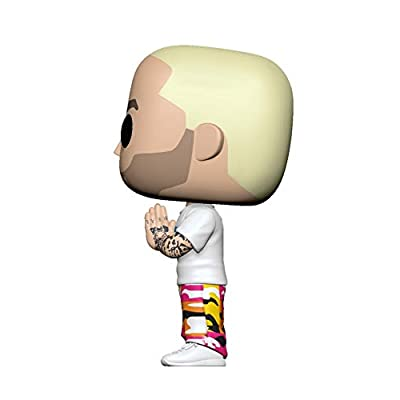 Funko POP! Rocks: J Balvin (Exclusive): Toys & Games