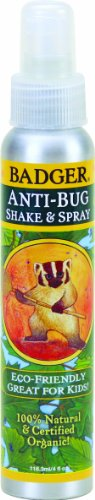 Badger Balm Anti-Bug Spray - 4 oz
