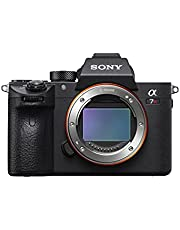 Sony Alpha 7R IV Full Frame Mirrorless Interchangeable Lens Camera w/High Resolution 61MP Sensor, up to 10FPS with Continuous AF/AE Tracking