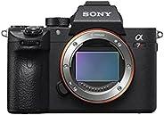 Sony Alpha 7R IV Full Frame Mirrorless Interchangeable Lens Camera w/High Resolution 61MP Sensor, up to 10FPS