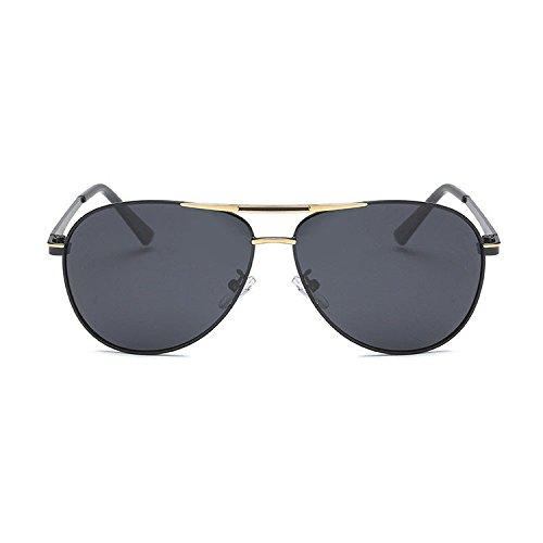 Aoligei Lunettes de soleil dames européennes grenouille lunettes de soleil SoB2zb