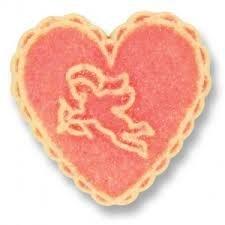 Vanilla Cupid Heart - By Best Cookies