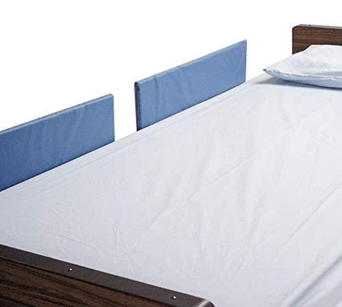 Vinyl Bed Rail - Skil-Care Classic Vinyl Bed Side Rails, Split Rail Vinyl Bed Rail Pads