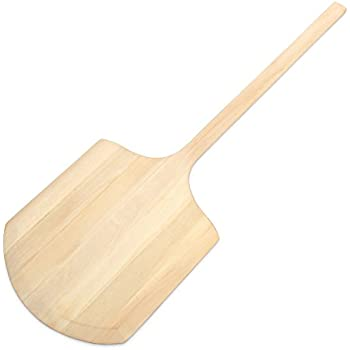 New Star Foodservice 50325 Wooden Pizza Peel, 14