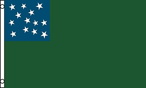 GREEN MOUNTAIN BOYS FLAG 3' x 5' - AMERICAN GMB FLAGS 90 x 1