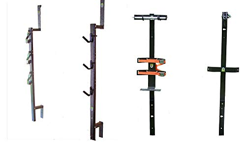 Pack'em Landscaping Multi Tool Enclosed Trailer Storage Rack System Racks PK6-BM-5-OP1-BH
