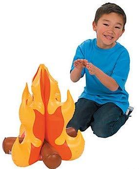 Fun Express Inflatable Campfire - Games & Activities & Inflates -