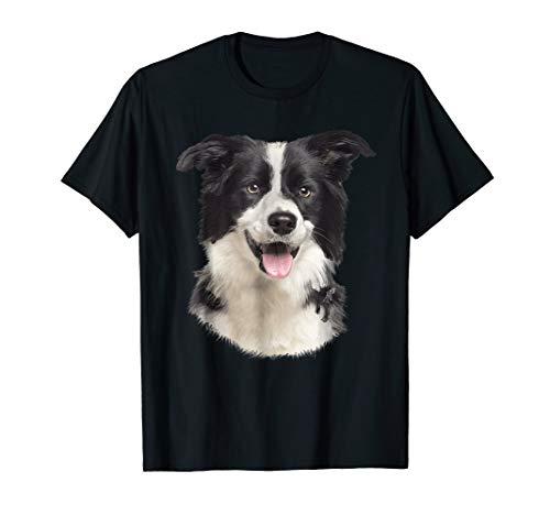 - Border Collie Tshirts Scottish Sheep Dog Tee Shirt
