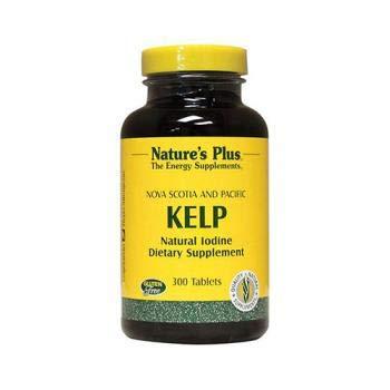 Kelp – 300 tabs, Nature s Plus