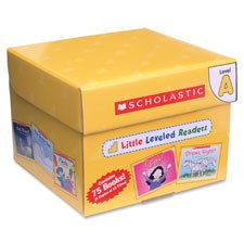 Little Leveled Readers Level A Box Set, 75 Books, Multi, Sold as 1 (Activity Scholastic Storybook)