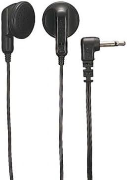 ソニー モノラルイヤホン 1.2m 両耳/ラジオ用 ME-L55DW