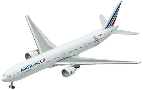 Schuco 403551691 Air France Olympia 2024 Inch Boeing-777-300 1:600 Scale White