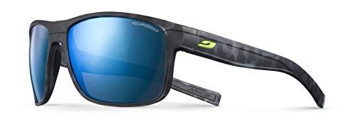 Julbo Renegade Performance Sunglasses - Polarized 3CF - Black Tortoiseshell/Black (Julbo Sunglasses Polarized)