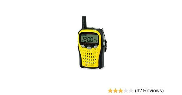 amazon com oregon scientific wr102 portable all hazard radio with rh amazon com
