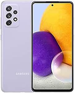 Samsung Galaxy A72 Dual SIM - 6.7 Inches, 8 GB RAM, 128 GB - Violet