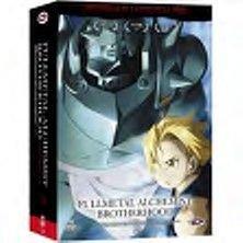 Fullmetal Alchemist : Brotherhood - Intégrale Slimpak DVD: Amazon.es: Cine y Series TV