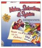 Malen, Schreiben und Spielen. CD- ROM für Windows 3.1/95, Mac 7.0.1