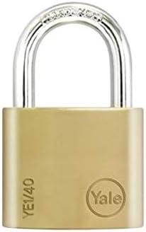 Candado Essential 30mm, Ideal para los Caja de Herramientas, armarios, Puertas.–Fichet -