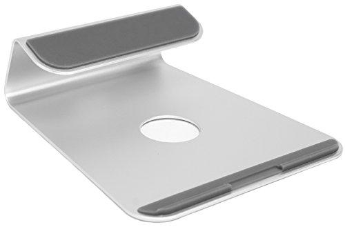 - VIVO Aluminum Cooling Platform Portable Universal Desktop Angled Stand for MacBook, Chromebook, PC Laptop   Fits 11