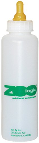 Zoologic® Milk Nurser Bottle, 16oz (3pack)