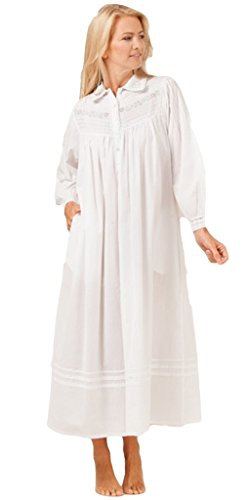 Long Sleeve Ballet Nightgown - 3