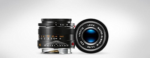 Leica Macro-Elmar-M 90mm f/4 Manual Focus Lens 2 6` Minimum Focus Distance USA Warrantyの商品画像