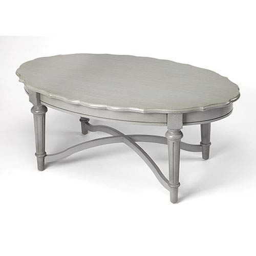251 First Wellington Gray Coffee Table