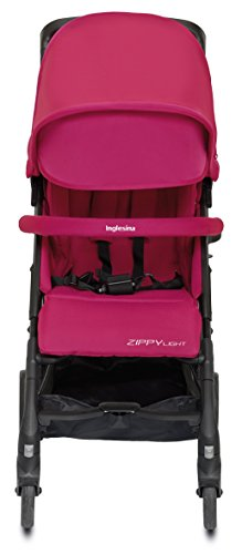 Inglesina Zippy Light Stroller, Sweet Candy Pink by Inglesina (Image #1)