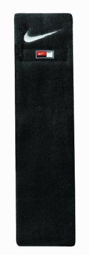 Nike Football Towel (Black/White) (Belt Nike Football)