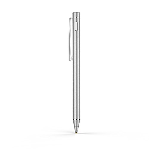 MoKo Universal Active Stylus, 1.8mm High-precision Capacitive Pen, for iOS/ Android/ Microsoft Touch Screen Devices iPad, iPhone X/ 8/ 8 Plus, Samsung(NOT FIT iPad Pro 9.7