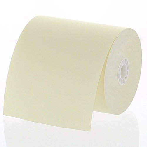 3-1/8 x 220 Vitamin-C Alpha Free Thermal Receipt Paper - 50 rolls by LabelValue.com