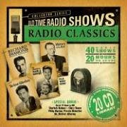 Broadcast Series - Radio Classics: Old Time Radio Shows (Orginal Radio Broadcasts Collector Series)