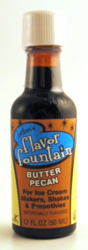 Flavor Fountain Ice Cream Flavoring - 1.7oz bottle - Butter -