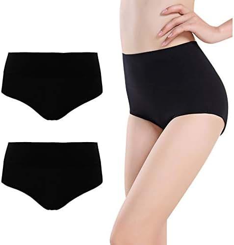 ZEVONDA Menstrual Period Panties Women Leak Proof Sanitary Protective Underwear