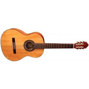 MIGUEL J.ALMERIA 1 CM-Guitarra Clásica Tamaño 4/4: Amazon.es ...