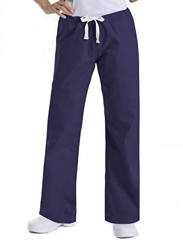 Urbane Essentials 9502 Relaxed Drawstring Pant Patriot Blue XS